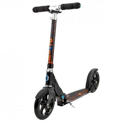 Micro scooter Black (Микро скутер Блэк) самокат