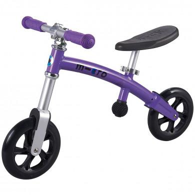 Micro G-bike+light purple (Микро Джи-Байк плюс Лайт сиреневый) беговел