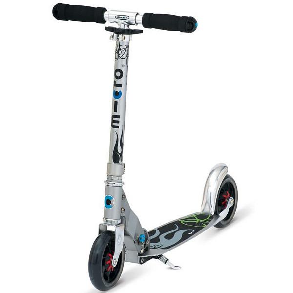 Micro scooter Speed + alu (Микро скутер Спид плюс алю) самокат
