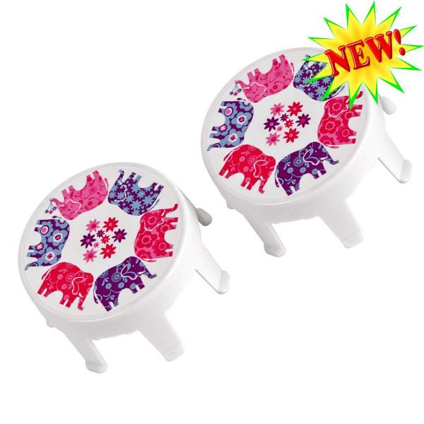 Накладки на колеса Micro Elephant  для самокатов Mini и Maxi Micro