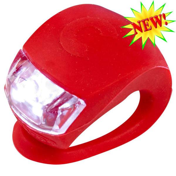 Фонарик Micro red на руль самоката и беговела