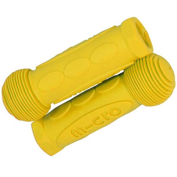 Ручки Micro yellow для самокатов  и беговелов