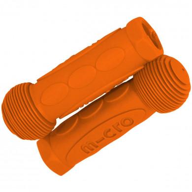 Ручки Micro orange для самокатов  и беговелов
