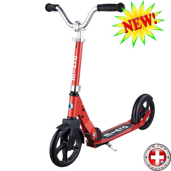 Micro scooter Cruiser red (Микро скутер Круизер красный) самокат