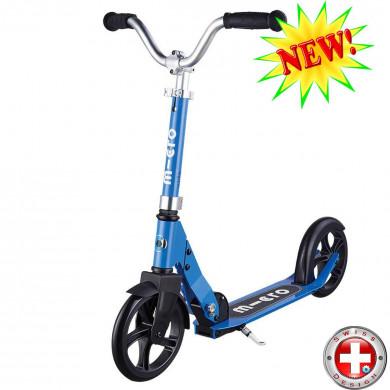 Micro scooter Cruiser blue (Микро скутер Круизер синий) самокат
