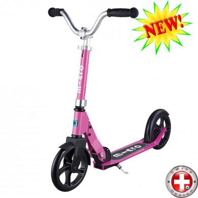 Micro scooter Cruiser pink (Микро скутер Круизер розовый) самокат