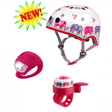 Набор аксессуаров со шлемом Micro Elephant размер S