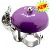 Звонок металлический Micro purple для самокатов и беговелов