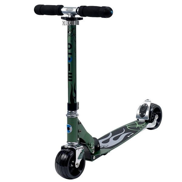 Micro scooter Rocket green (Микро скутер Рокет зеленый) самокат