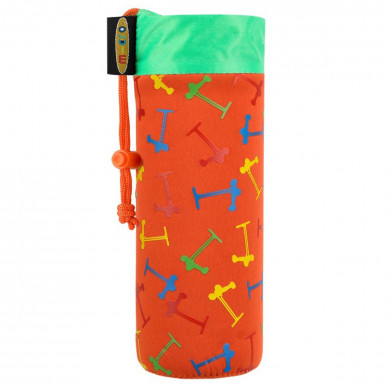 Держатель для бутылочки Micro orange-green