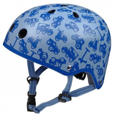 Защитный шлем Micro blue размер М