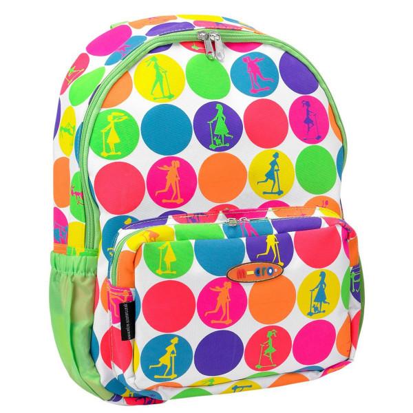 Рюкзак неоновый горох для Maxi Micro