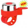 Звонок Micro red для самокатов и беговелов