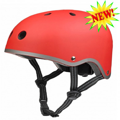 Защитный шлем Micro red размер S