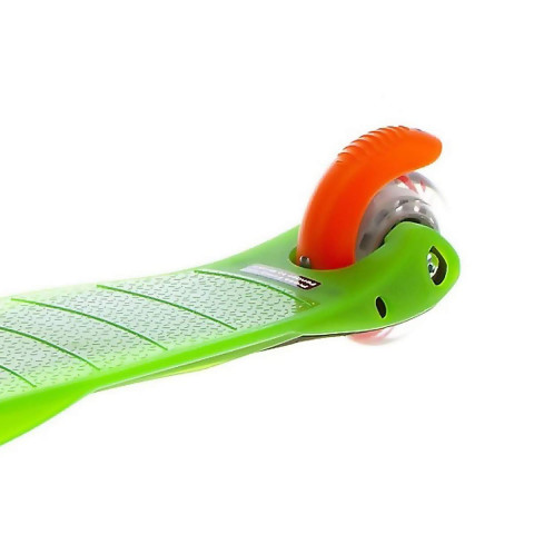 Детский трехколесный самокат с сиденьем Micro Mini 3in1 green (зеленый) для малышей от 1 года до 5 лет