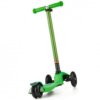 Трехколесный самокат Maxi Micro Deluxe green (зеленый)