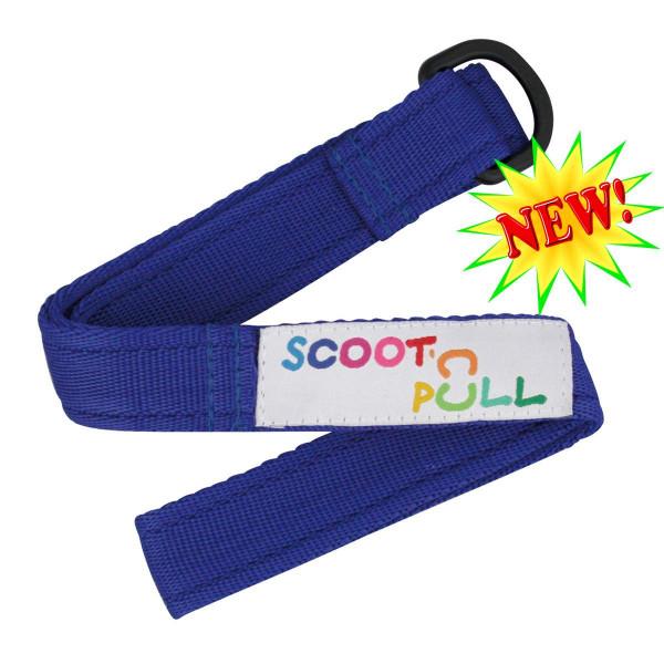 """Поводок Micro """"Scoot-n-pull""""  blue для  Mini Micro"""