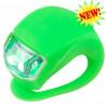 Фонарик Micro green на руль самоката и беговела