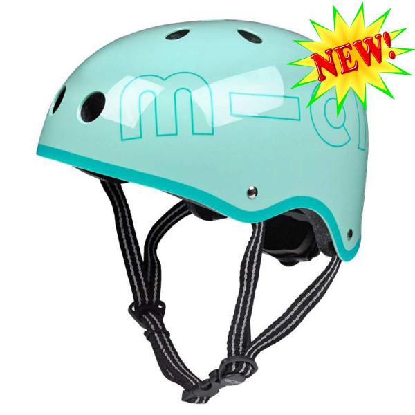 Защитный шлем Micro mint глянцевый размер M
