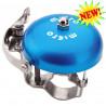 Звонок металлический Micro blue для самокатов и беговелов