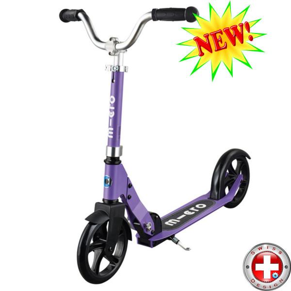 Micro scooter Cruiser purple (Микро скутер Круизер  сиреневый) самокат