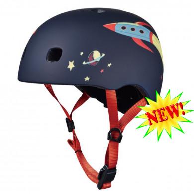 Защитный шлем Micro Deluxe Rocket размер S