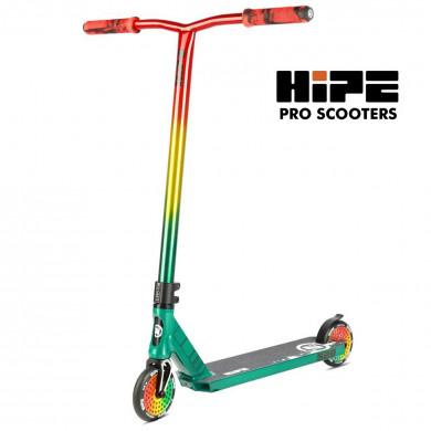 Трюковой самокат HIPE S20 Colorful