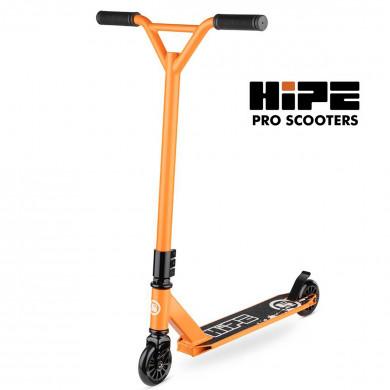 Трюковой самокат HIPE-H1 orange