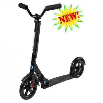 Micro scooter Urban black (Микро скутер Урбан черный) самокат