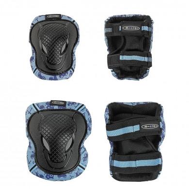 Комплект защиты Micro blue размер  M