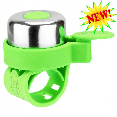 Звонок Micro green для самокатов и беговелов
