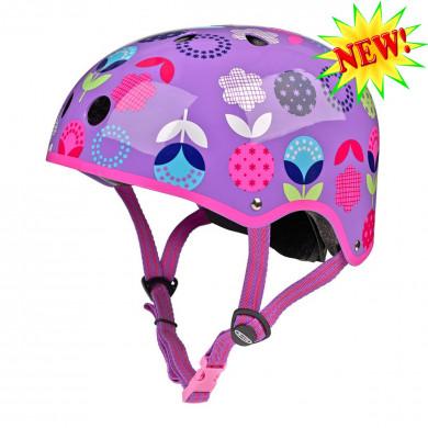 Защитный шлем Micro Floral размер M