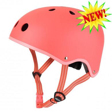 Защитный шлем Micro Coral pink размер M