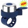 Звонок Micro dark blue для самокатов и беговелов