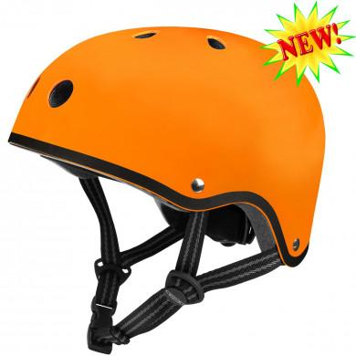 Защитный шлем Micro orange размер S