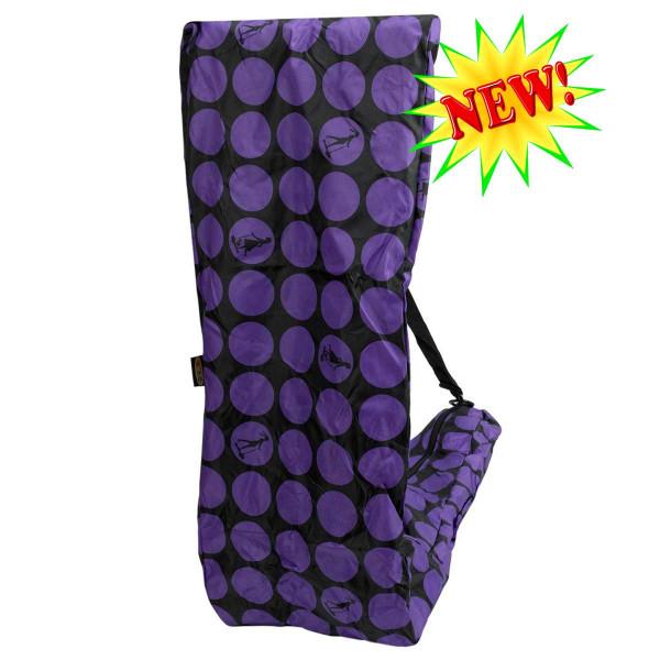 Сумка-чехол Micro purple dot  для переноски самоката Maxi Micro