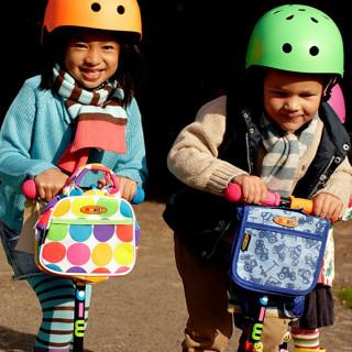 Сумочки и рюкзаки на руль